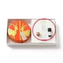 アロマウッドで香りを楽しむピップマグネループ(R)・吹き寄せ・日本の精油 奈良産 ヒノキ